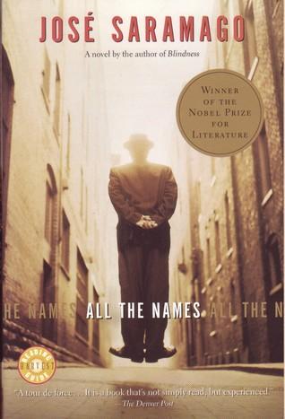 [PDF] [EPUB] All the Names Download by José Saramago