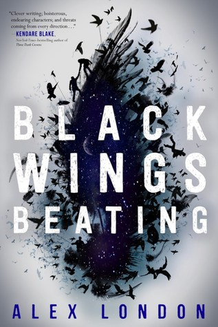 [PDF] [EPUB] Black Wings Beating (Skybound #1) Download by Alex London