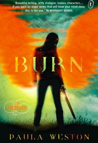 [PDF] [EPUB] Burn (The Rephaim, #4) Download by Paula Weston