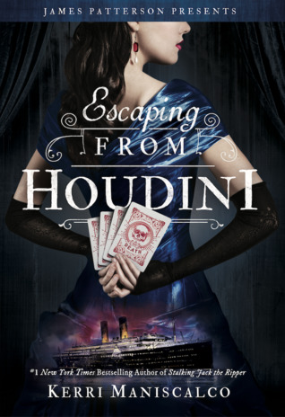 [PDF] [EPUB] Escaping from Houdini (Stalking Jack the Ripper, #3) Download by Kerri Maniscalco