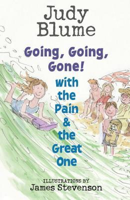 [PDF] [EPUB] Going, Going, Gone! with the Pain and the Great One Download by Judy Blume