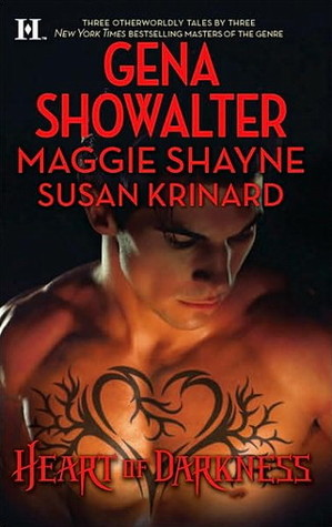 [PDF] [EPUB] Heart of Darkness (Includes: Lords of the Underworld #4.5) Download by Gena Showalter