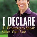 [PDF] [EPUB] I Declare: 31 Promises to Speak Over Your Life Download