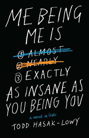 [PDF] [EPUB] Me Being Me Is Exactly as Insane as You Being You Download by Todd Hasak-Lowy