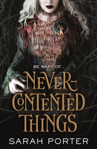 [PDF] [EPUB] Never-Contented Things Download by Sarah  Porter