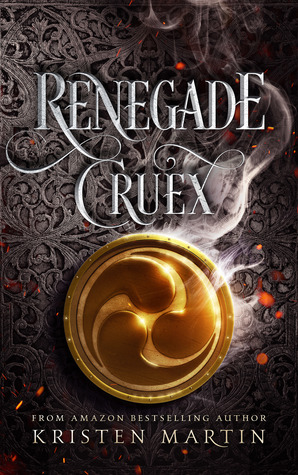 [PDF] [EPUB] Renegade Cruex (Shadow Crown, #2) Download by Kristen Martin
