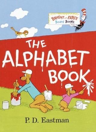 [PDF] [EPUB] The Alphabet Book Download by P.D. Eastman