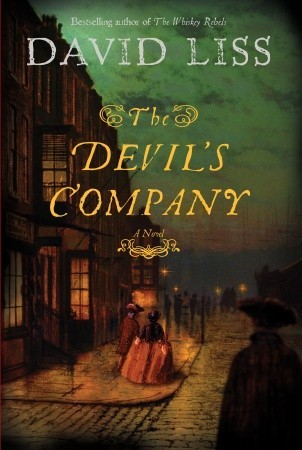 [PDF] [EPUB] The Devil's Company (Benjamin Weaver #3) Download by David Liss
