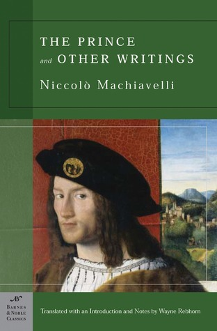 [PDF] [EPUB] The Prince and Other Writings Download by Niccolò Machiavelli