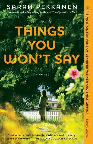 [PDF] [EPUB] Things You Won't Say Download by Sarah Pekkanen