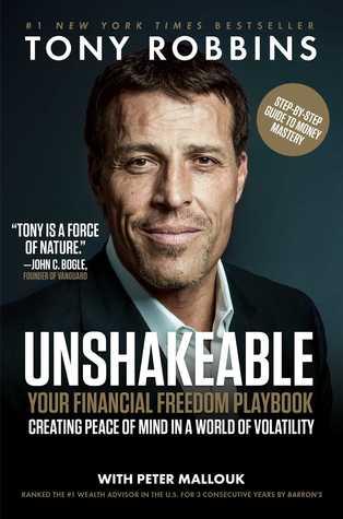 [PDF] [EPUB] Unshakeable Download by Tony Robbins