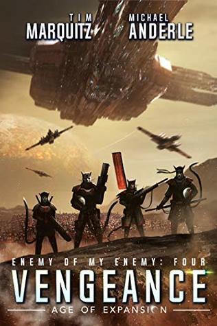 [PDF] [EPUB] Vengeance (Enemy of my Enemy #4) Download by Tim Marquitz