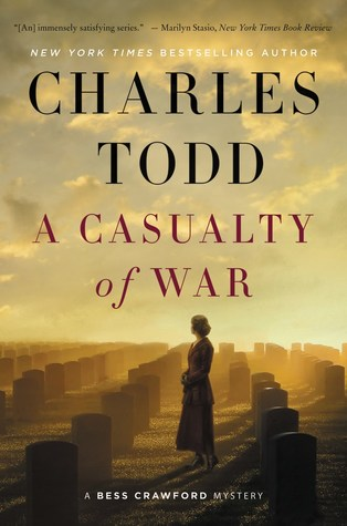 [PDF] [EPUB] A Casualty of War (Bess Crawford, #9) Download by Charles Todd