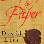 [PDF] [EPUB] A Conspiracy of Paper (Benjamin Weaver, #1) Download