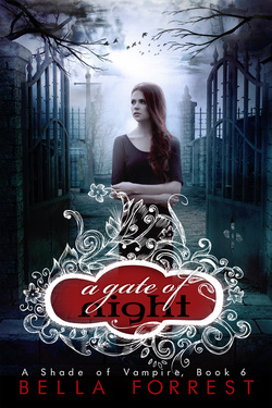 [PDF] [EPUB] A Gate of Night (A Shade of Vampire, #6) Download by Bella Forrest