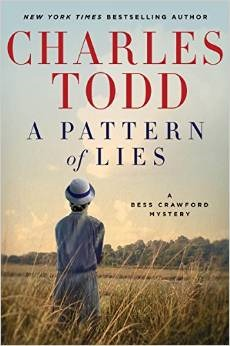 [PDF] [EPUB] A Pattern of Lies (Bess Crawford, #7) Download by Charles Todd