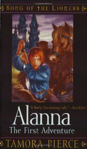 [PDF] [EPUB] Alanna: The First Adventure (Song of the Lioness, #1) Download by Tamora Pierce