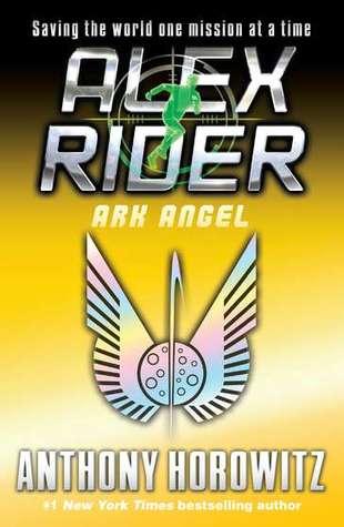 [PDF] [EPUB] Ark Angel (Alex Rider, #6) Download by Anthony Horowitz