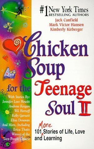 [PDF] [EPUB] Chicken Soup for the Teenage Soul II Download by Jack Canfield