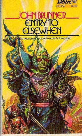 [PDF] [EPUB] Entry to Elsewhen Download by John Brunner
