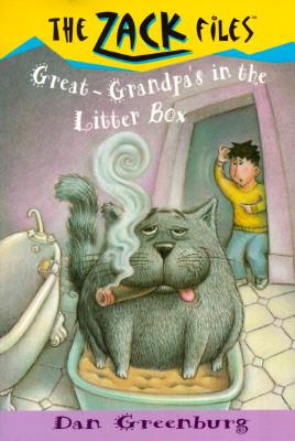 [PDF] Great-Grandpa's in the Litter Box (The Zack Files #1) Download by Dan Greenburg
