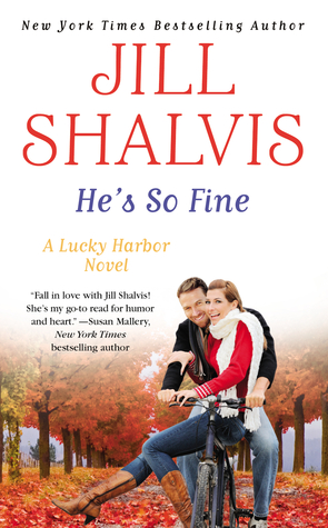 [PDF] [EPUB] He's So Fine (Lucky Harbor, #11) Download by Jill Shalvis