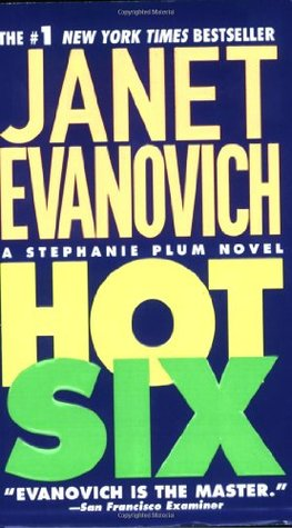[PDF] [EPUB] Hot Six (Stephanie Plum, #6) Download by Janet Evanovich