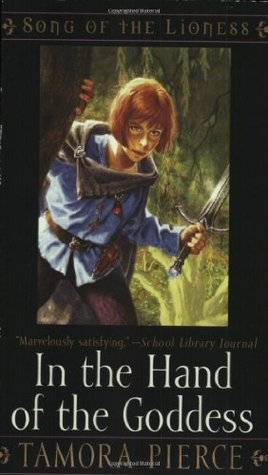[PDF] [EPUB] In the Hand of the Goddess (Song of the Lioness, #2) Download by Tamora Pierce