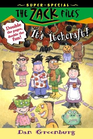 [PDF] It's Itchcraft! (The Zack Files #30: Super Edition) Download by Dan Greenburg