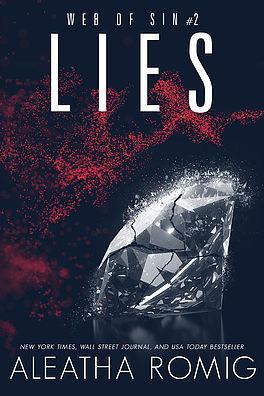 [PDF] [EPUB] Lies (Web of Sin, #2) Download by Aleatha Romig