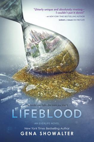 [PDF] [EPUB] Lifeblood (Everlife, #2) Download by Gena Showalter