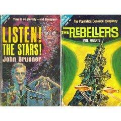[PDF] [EPUB] Listen! The Stars!   The Rebellers Download by John Brunner