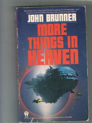 [PDF] [EPUB] More Things in Heaven Download by John Brunner