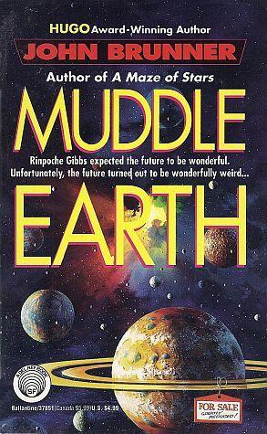 [PDF] [EPUB] Muddle Earth Download by John Brunner