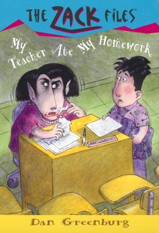 [PDF] My Teacher Ate My Homework (The Zack Files #27) Download by Dan Greenburg