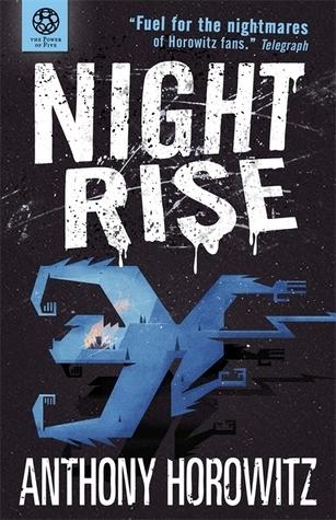 [PDF] [EPUB] Nightrise (The Gatekeepers, #3) Download by Anthony Horowitz