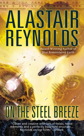 [PDF] [EPUB] On the Steel Breeze (Poseidon's Children #2) Download by Alastair Reynolds