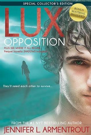 [PDF] [EPUB] Opposition (Lux, #5) Download by Jennifer L. Armentrout