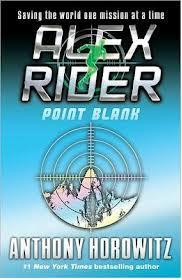 [PDF] [EPUB] Point Blank (Alex Rider, #2) Download by Anthony Horowitz