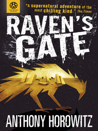 [PDF] [EPUB] Raven's Gate (The Gatekeepers, #1) Download by Anthony Horowitz