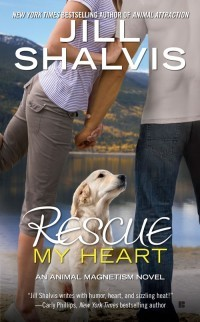 [PDF] [EPUB] Rescue My Heart (Animal Magnetism, #3) Download by Jill Shalvis