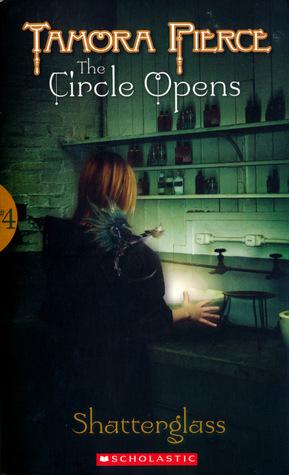 [PDF] [EPUB] Shatterglass (The Circle Opens, #4) Download by Tamora Pierce