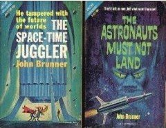 [PDF] [EPUB] The Astronauts Must Not Land The Space-Time Juggler Download by John Brunner