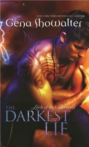 [PDF] [EPUB] The Darkest Lie (Lords of the Underworld #6) Download by Gena Showalter