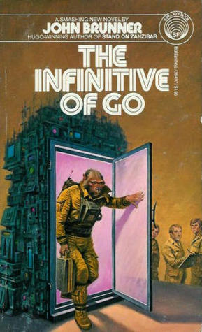 [PDF] [EPUB] The Infinitive of Go Download by John Brunner
