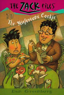 [PDF] The Misfortune Cookie (The Zack Files #13) Download by Dan Greenburg