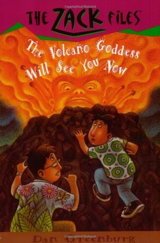 [PDF] The Volcano Goddess Will See You Now (The Zack Files #9) Download by Dan Greenburg
