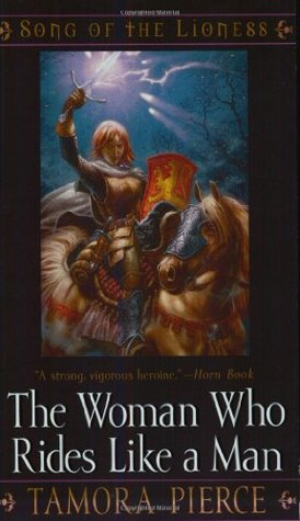 [PDF] [EPUB] The Woman Who Rides Like a Man (Song of the Lioness, #3) Download by Tamora Pierce
