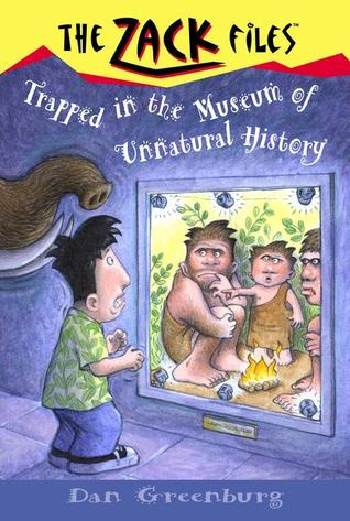 [PDF] Trapped in the Museum of Unnatural History (The Zack Files #25) Download by Dan Greenburg