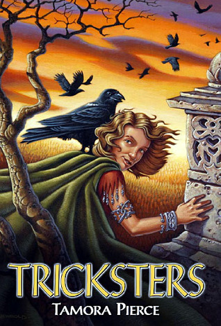 [PDF] [EPUB] Tricksters (Daughter of the Lioness, #1-2) Download by Tamora Pierce